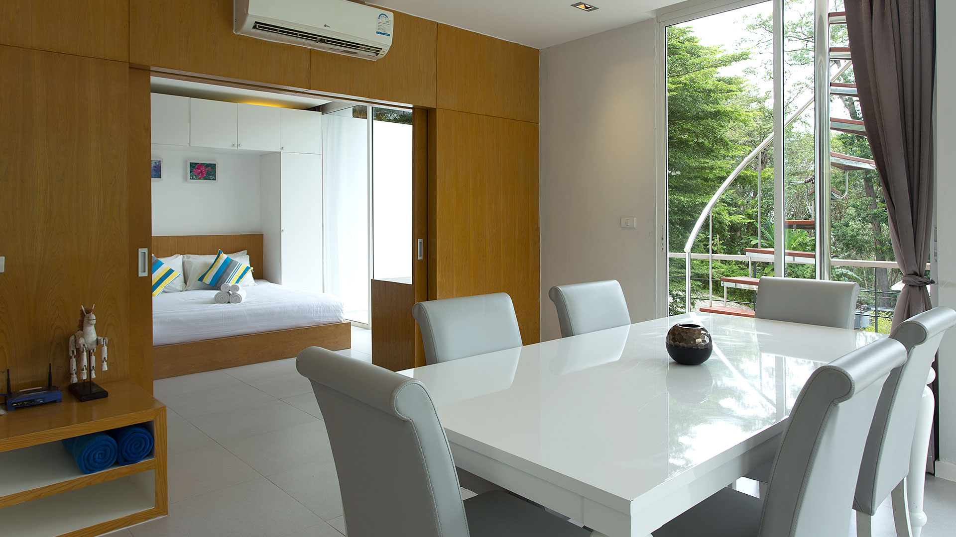Phuket The Trees Club Resort Luxury Two Bedroom Penthouse